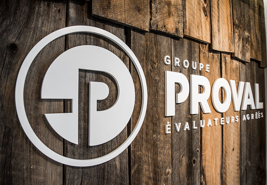 evaluateurs agrees à Joliette groupe proval